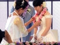 甥の結婚式4