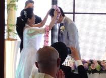 甥の結婚式3